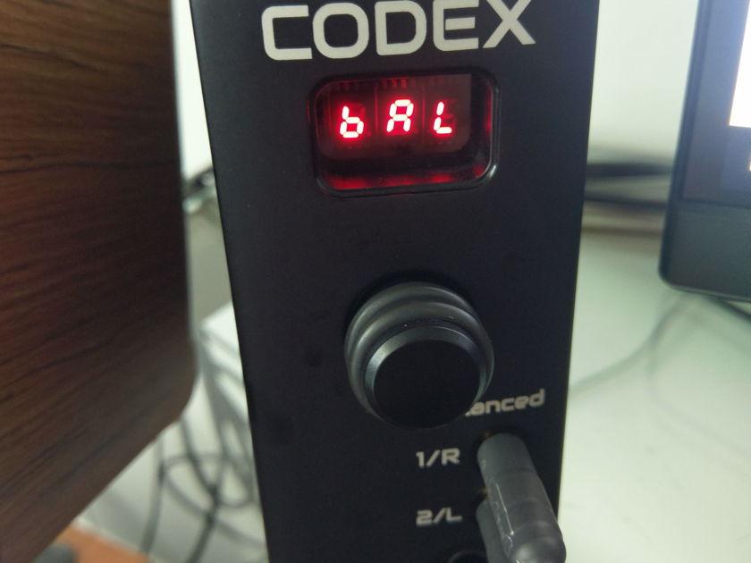 Ayre Acoustics Codex