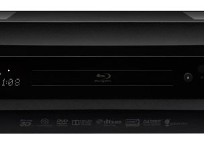 NEW OPPO BDP-105D BLACK AUDIOPHILE SACD BLURAY PLAYER FREE SHIPPING