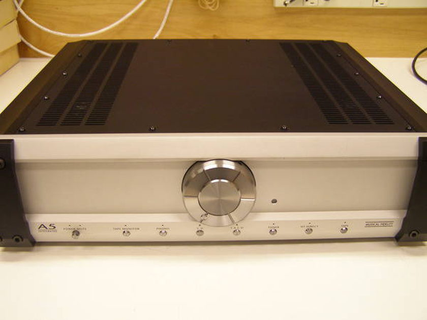 Musical Fidelity A5 Integrated Amplifier