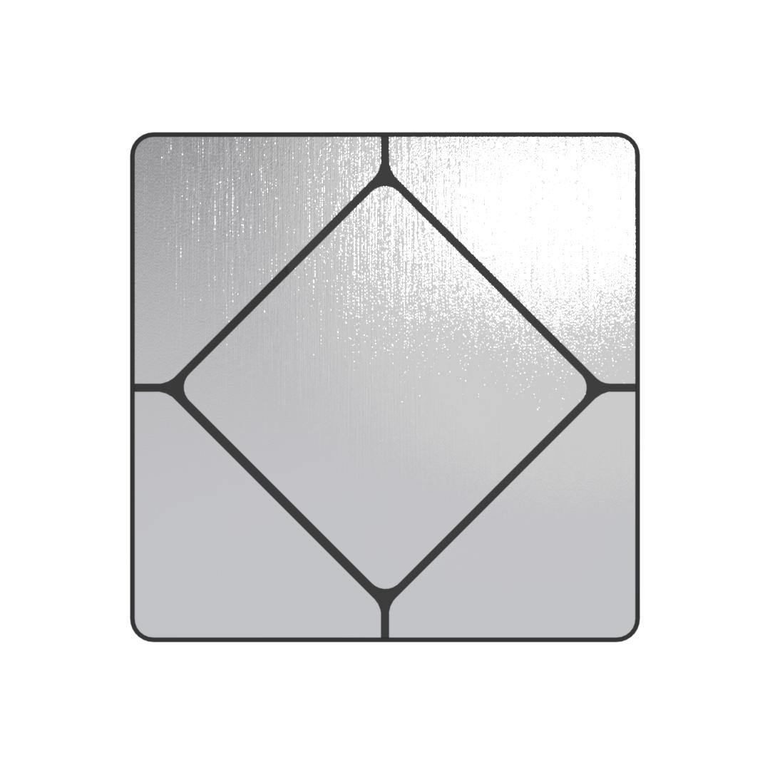 Faradite TAP-5 Brushed Nickel Switch