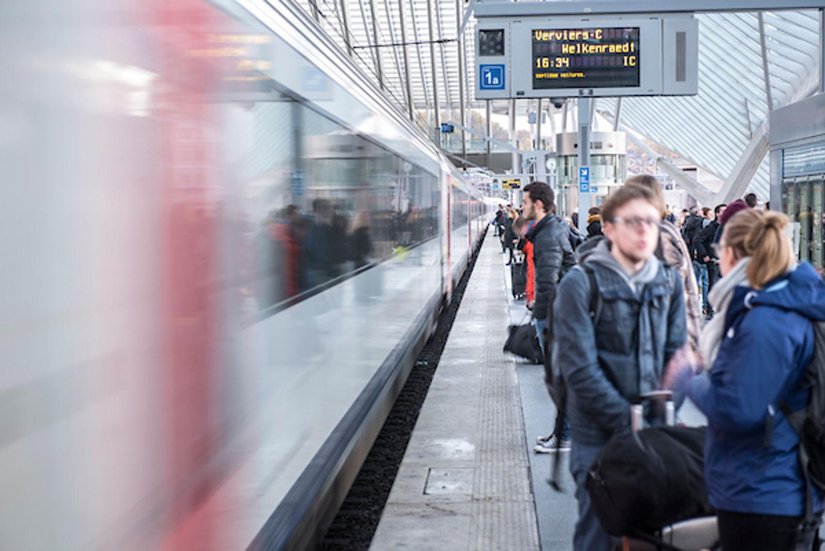 Grote potentie voor Limburg door treinverbindingen met België