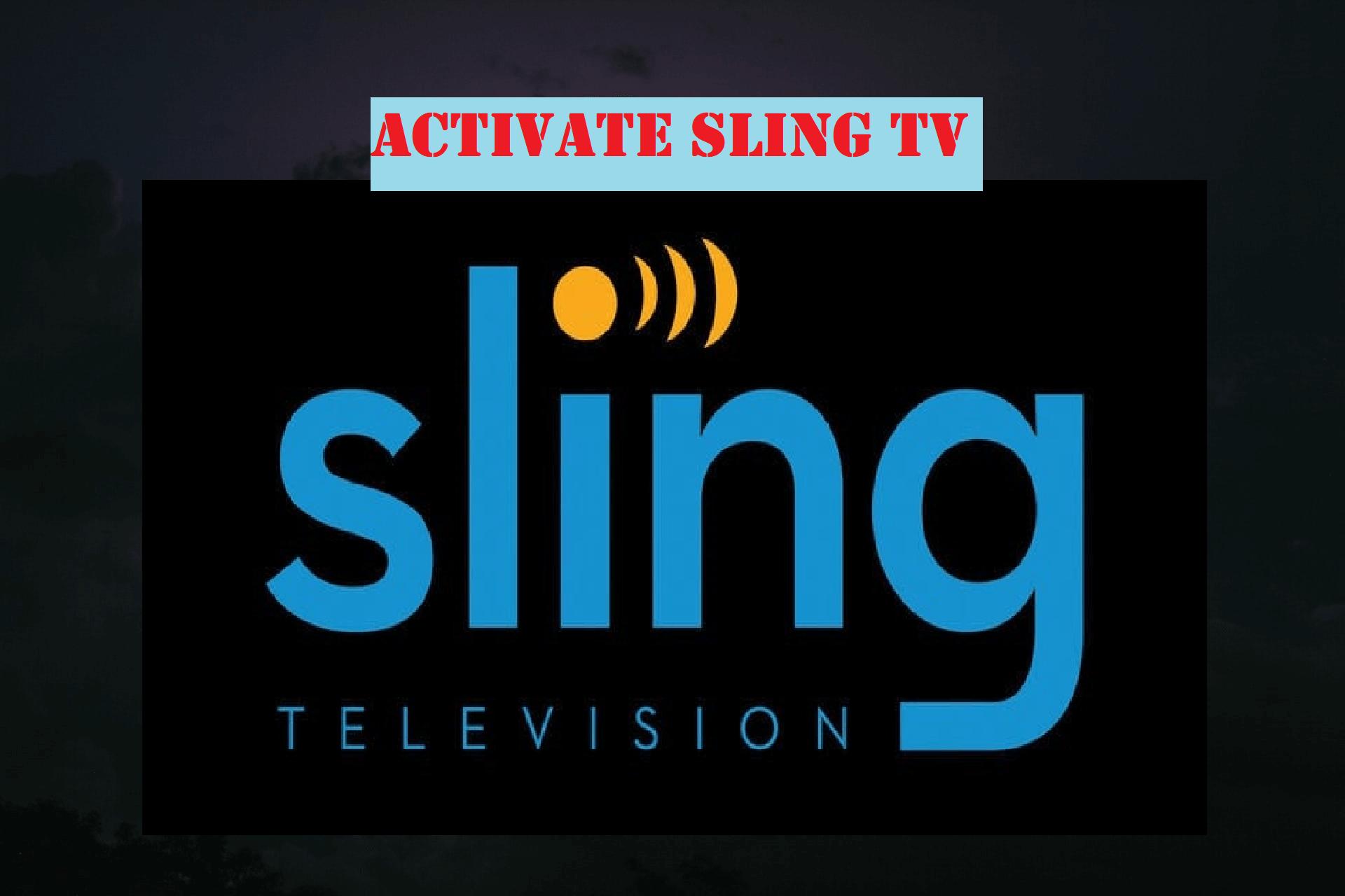 Sling com activate 16428cc90