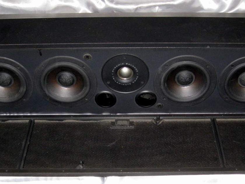 Polk Audio CS-350 center channel speaker
