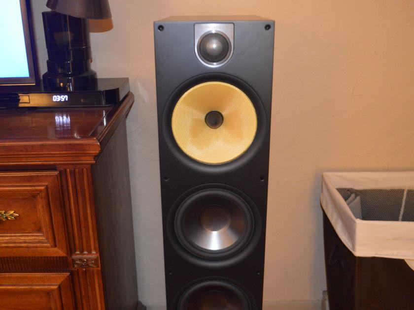 b w bowers wilkins 683 s2 full range speakers full range audiogon. Black Bedroom Furniture Sets. Home Design Ideas