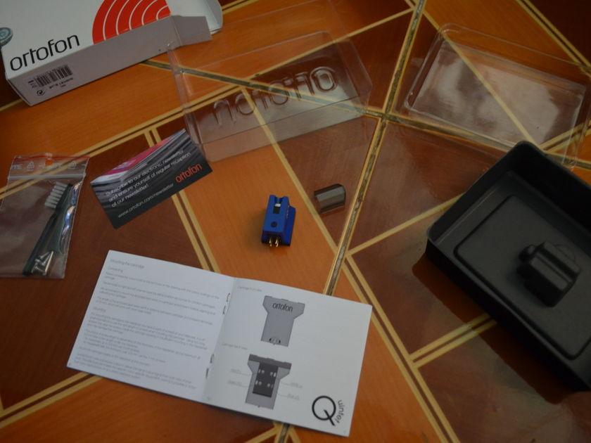 Ortfon Quintet Blue MC cartridge mint!Reduced!