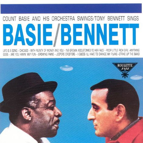 Basie/Bennett  Count Basie and His Orchestra Swing