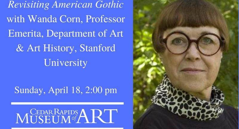 """""""Revisiting American Gothic"""" with Wanda Corn"""