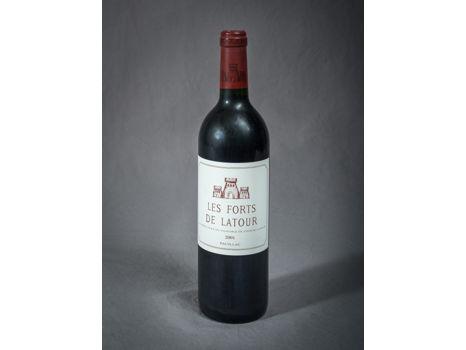 2001 Les Forts de Latour, Pauillac
