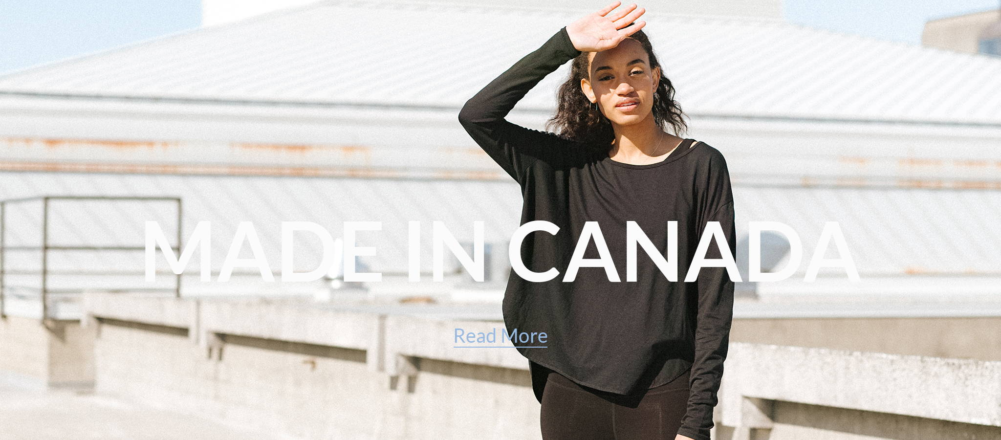 free label ethical fashion made in canada
