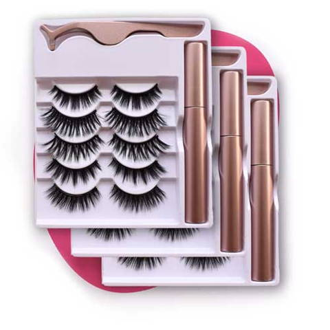 magnetic eyelash bundle