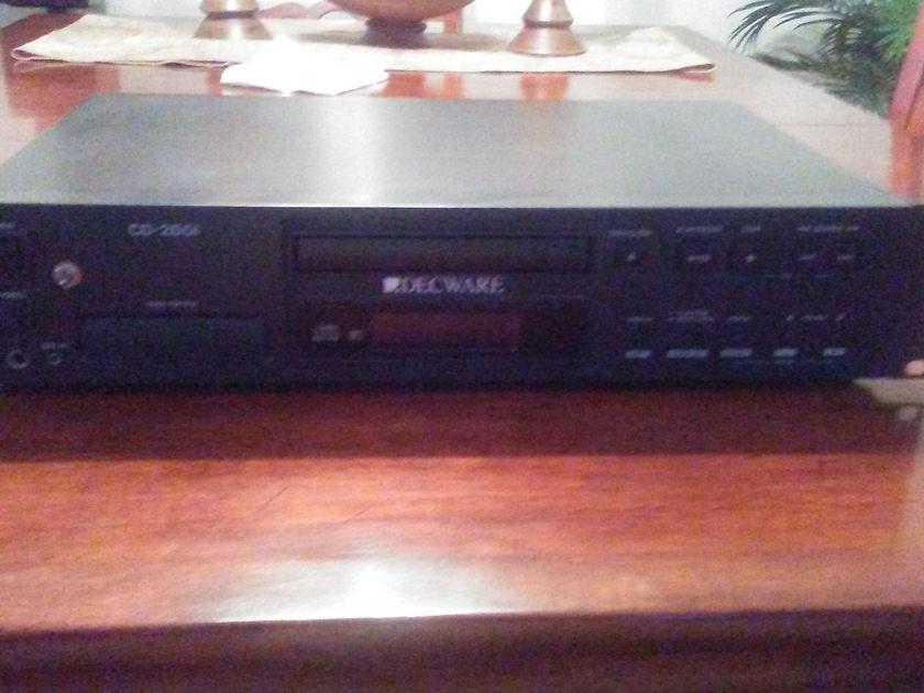 Decware 200i Tube CD Player