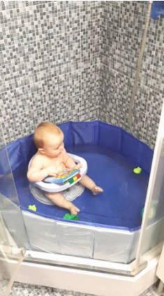 Swimming pool-dog-foldable-animals-company-bathtub-indoor-dog-cats-children-dogpool-testimonial-1