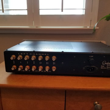 Line Stage Preamplifier