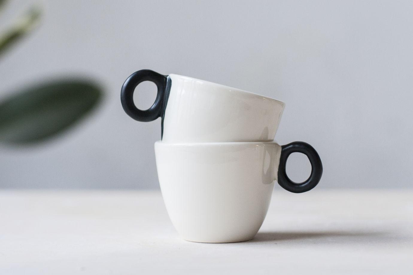 Кофейная чашка Кленделёк