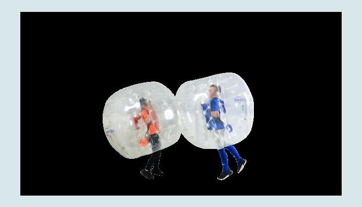 bubblefootball kinderinderluftbumpen