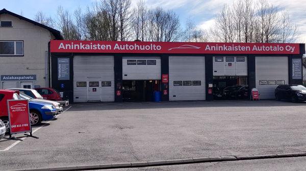 Aninkaisten Autohuolto, Turku