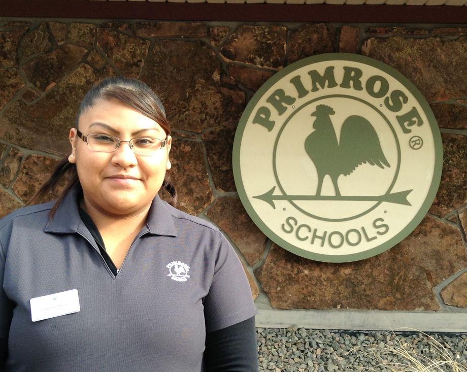 Elizabeth Munoz Garcia , Support Teaching Assistant