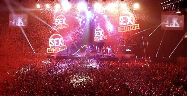 Супердискотека 90-х от Радио Рекорд в Москве: самое время вспомнить, как это было - Новости радио OnAir.ru