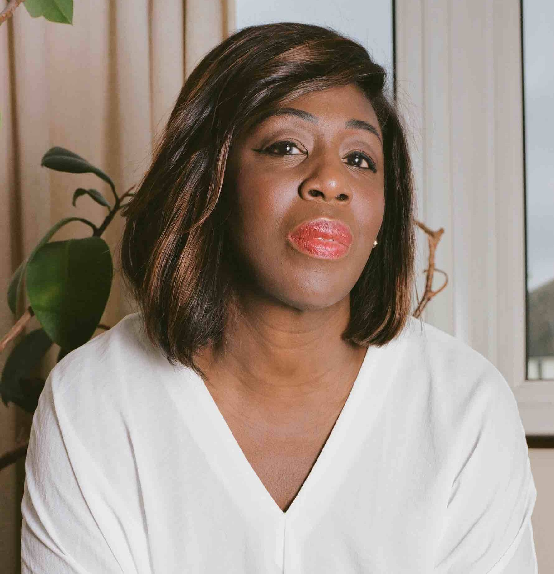 Campaigner Lydia Amoah