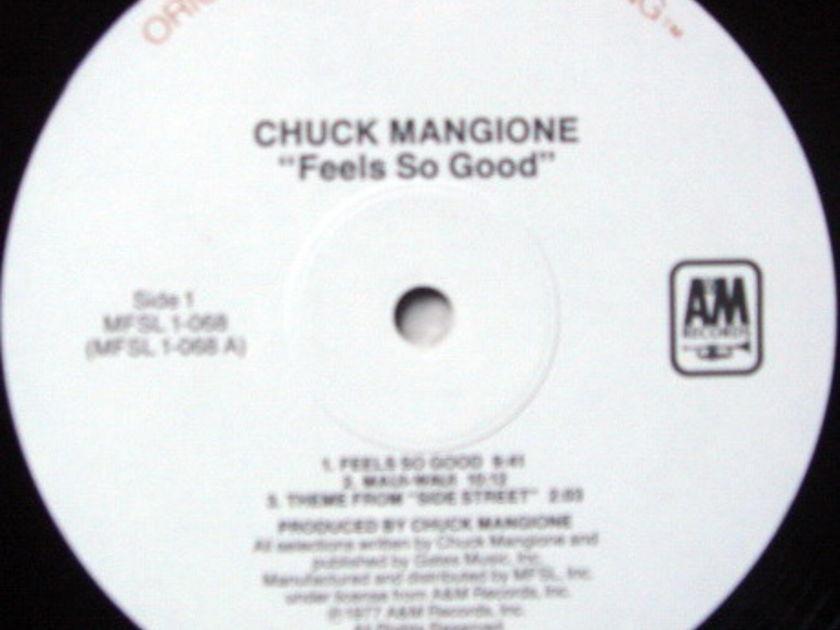 ★Audiophile★ MFSL / CHUCK MANGIONE, - Feels so Good, NM!
