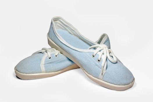 """Вельветовые туфли """"Волан"""""""
