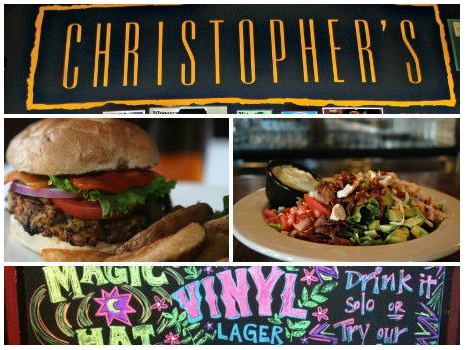 Christopher's Restaurant and Bar: Dinner for Two