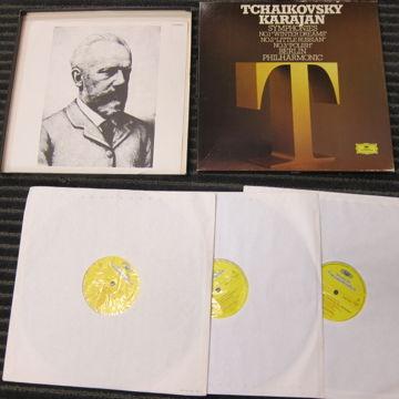 Tchaikovsky Karajan, Symphonies 1/2/3, Berlin