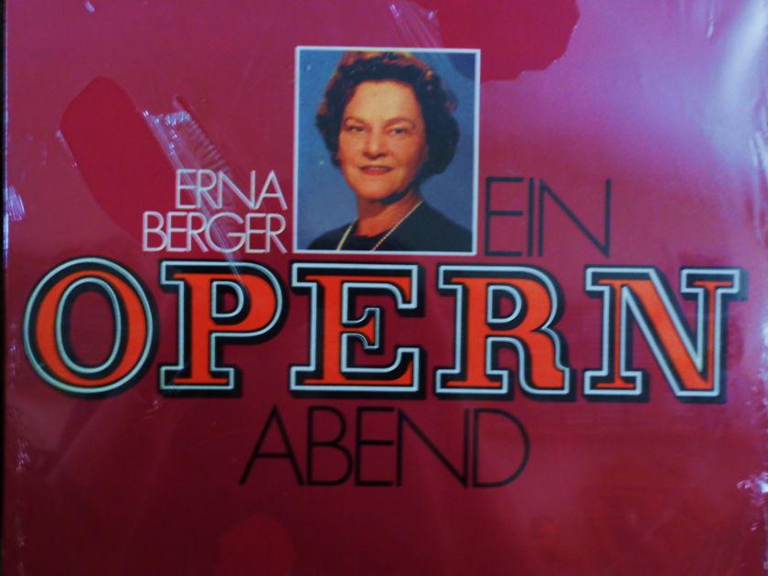 FACTORY SEALED ~ ERNA BERGER ~ - EIN OPERN ABEND DACAPO C 047 28556 (GERMAN) (1962)