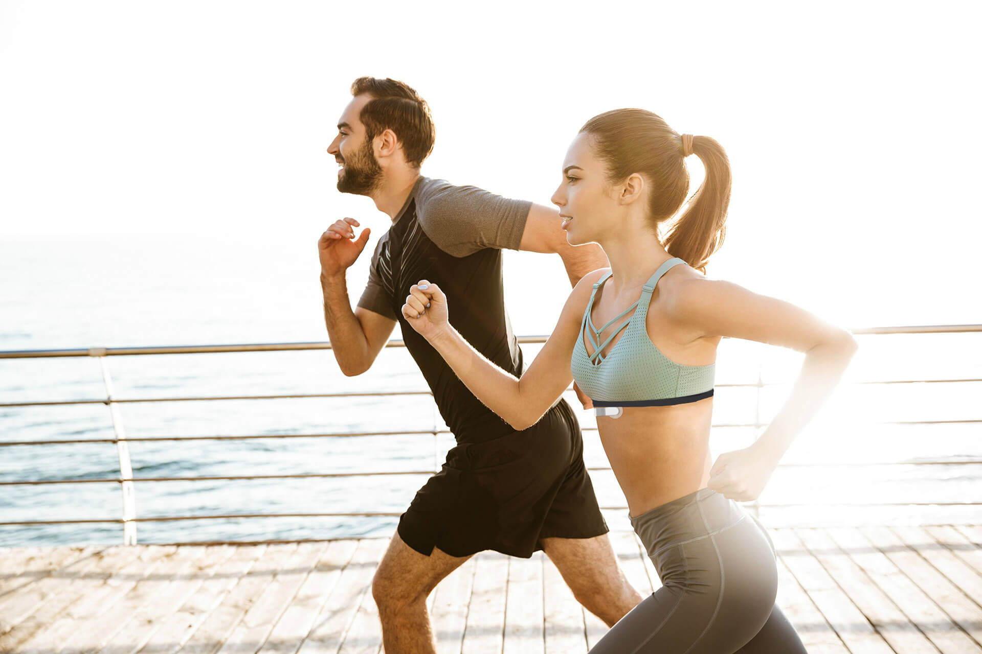 شراء الرياضة تعقب معدل ضربات القلب ECG