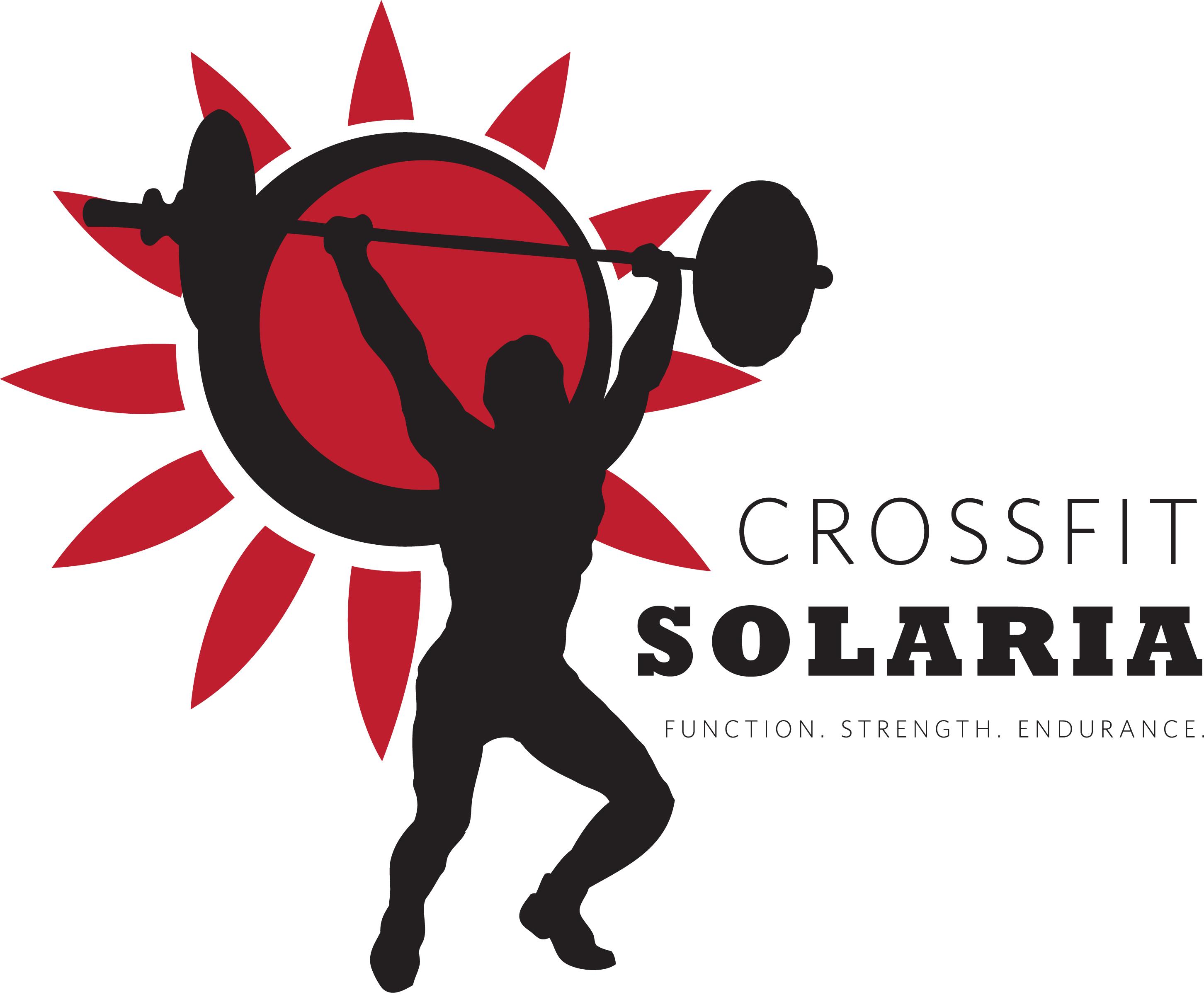 Crossfit Solaria logo
