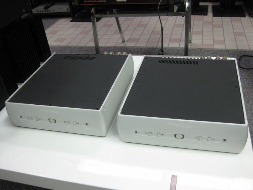 Audio Alchemy DPA-1M Mono Blocks