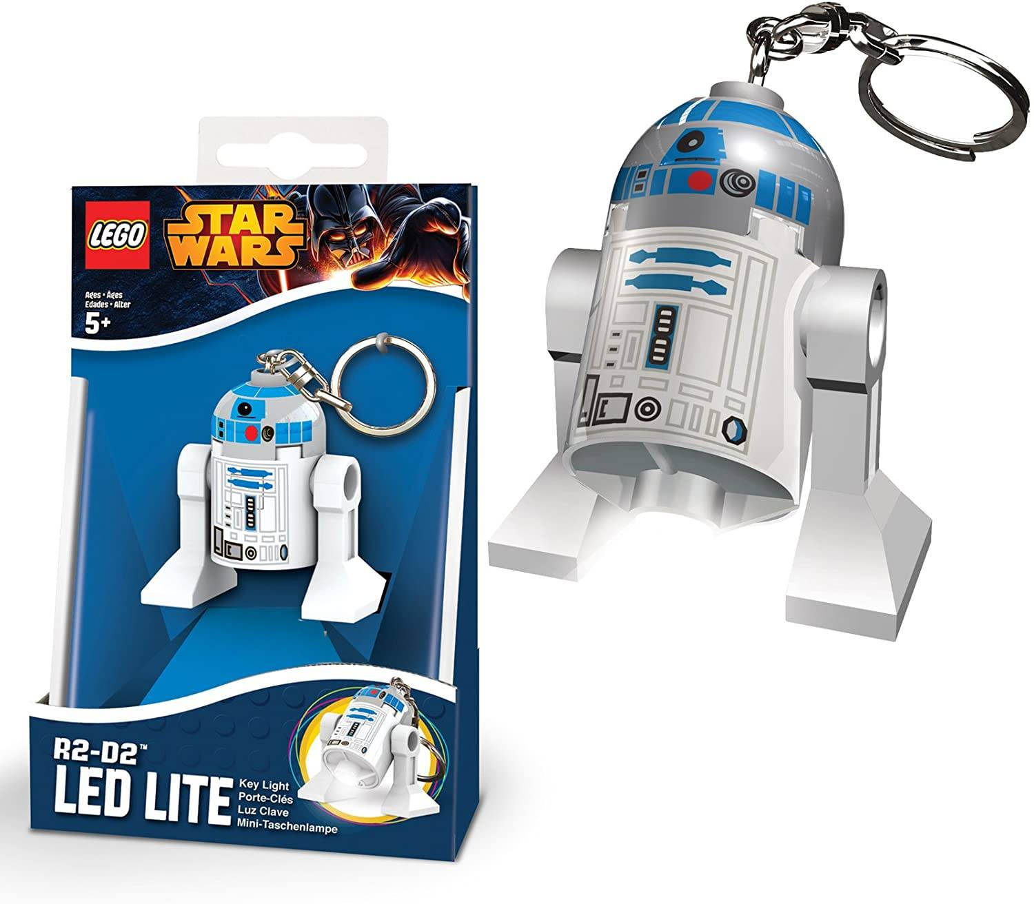 LEGO LED Keyring Light R2D2