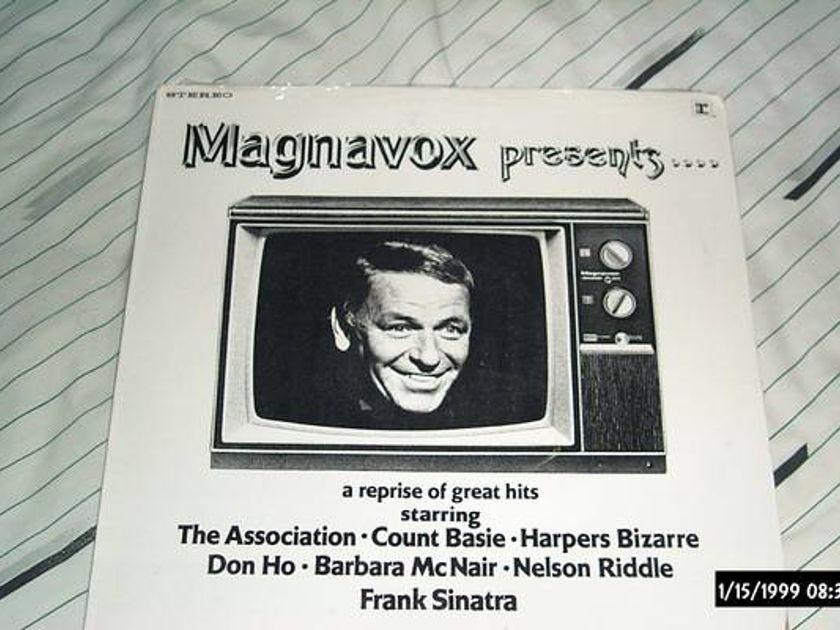 Various - Magnavox Presents reprise records sealed lp