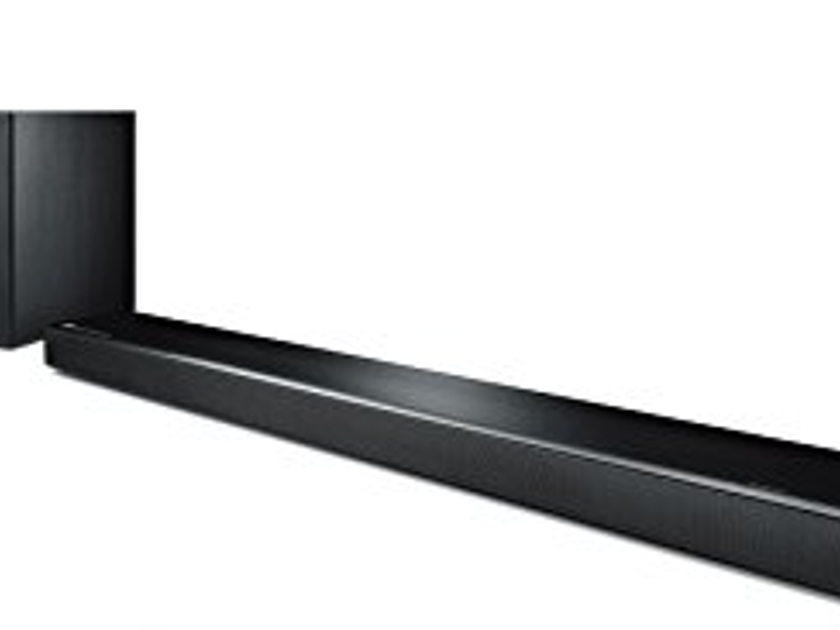Yamaha  NEW Ysp-2700 MusicCast Sound Bar with Wireless Sub Open box