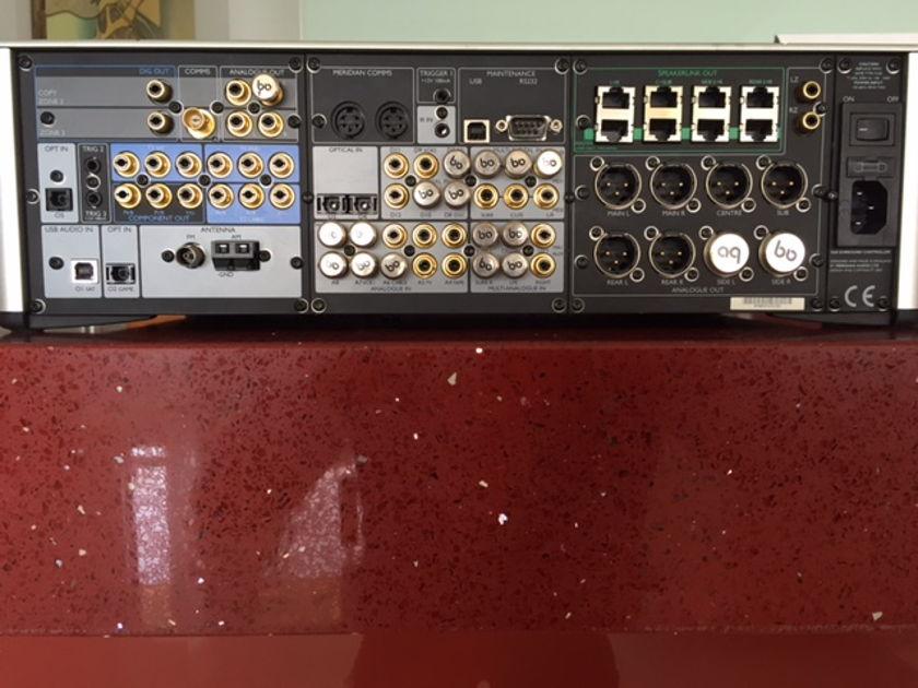 Meridian G68SL  Digital Surround Controller Speaker Link Model