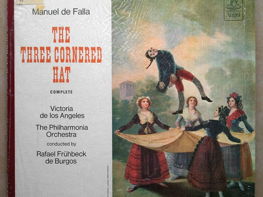 Angel Blue | BURGOS/FALLA - The Three Cornered Hat / NM