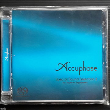 Accuphase Special Sound Selection 2 Hybrid SACD
