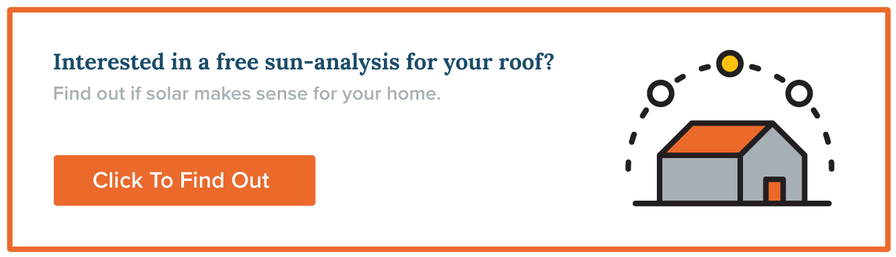 Interested in a free sun-analysis for your roof?