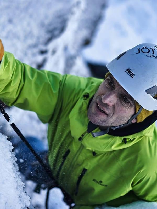 John Thornton Skiing