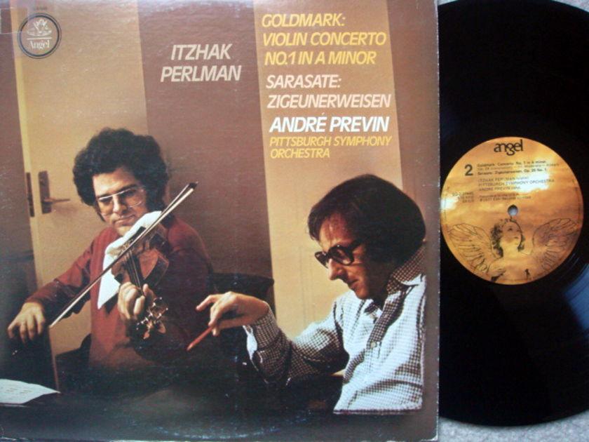 EMI Angel / PERLMAN-PREVIN, - Sarasate Zigeunerweisen,  NM!