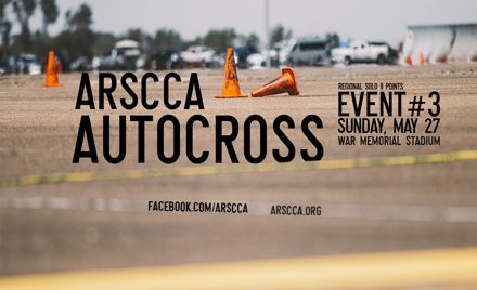 ARSCCA Solo II Points Event #3