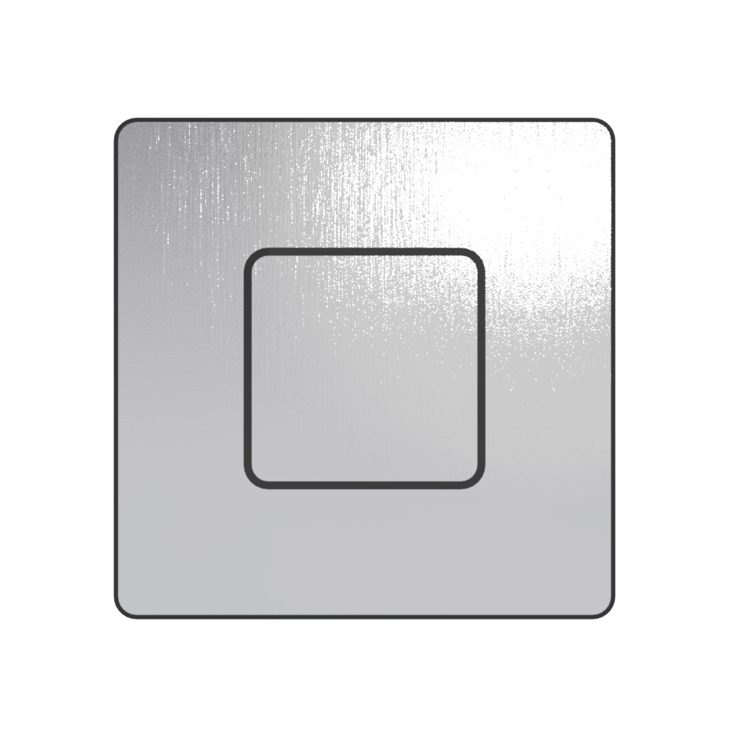 Faradite TAP-5 Brushed Nickel Switch for Control4