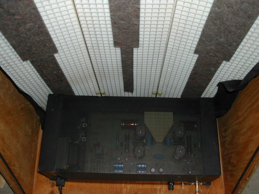 Acoustat X Vintage Acoustat X Speakers with Servo Amps need a new home