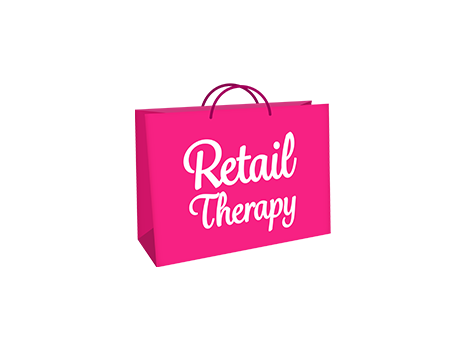 """Retail Therapy Shopping Spree - """"HEADS OR TAILS"""" GAME"""