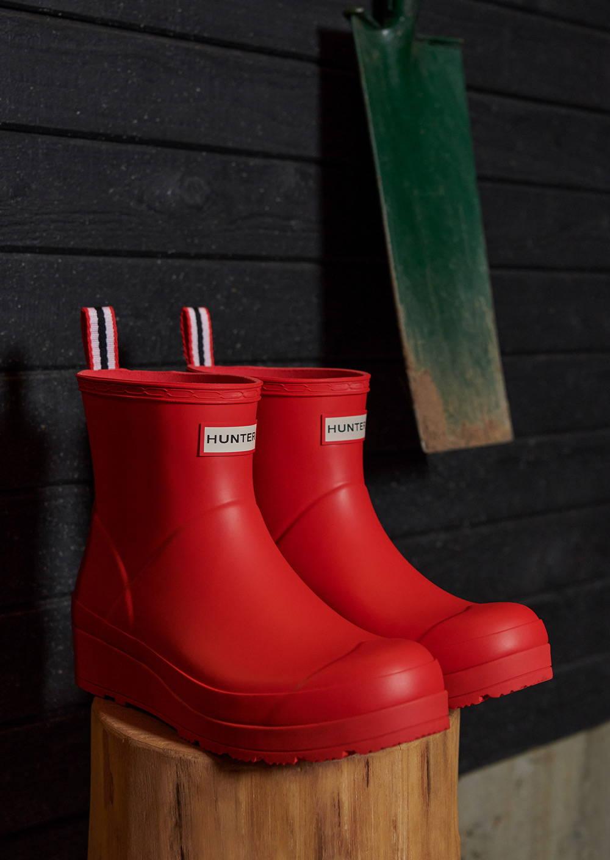 HUNTER Short Play Boot