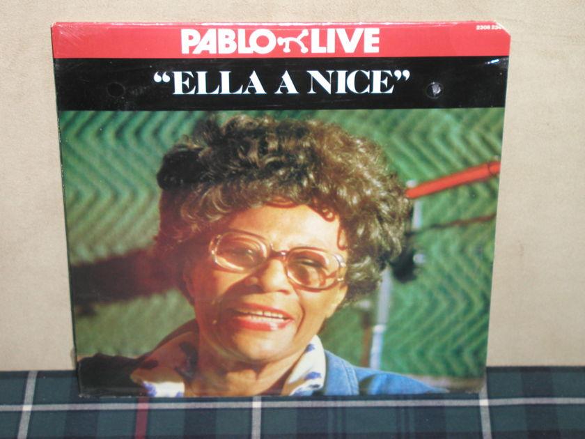 Ella Fitzgerald - ELLA A NICE Still SEALED (pics)