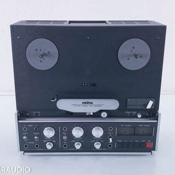 B 77 Mk II Vintage Reel To Reel Tape Recorder