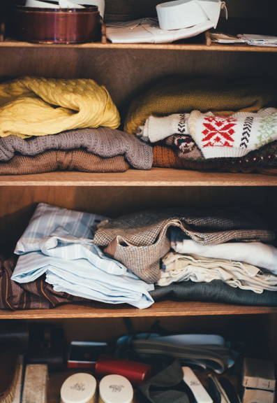 Rollen an Textilstoffen für die weitere Verarbeitung