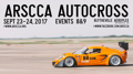 ARSCCA Solo II Points Event #9