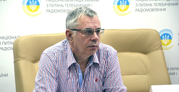 Глава Нацсовета по телерадиовещанию Украины подал в отставку - Новости радио OnAir.ru